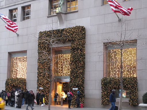 Tiffany's New York-- I WILL visit here before I die