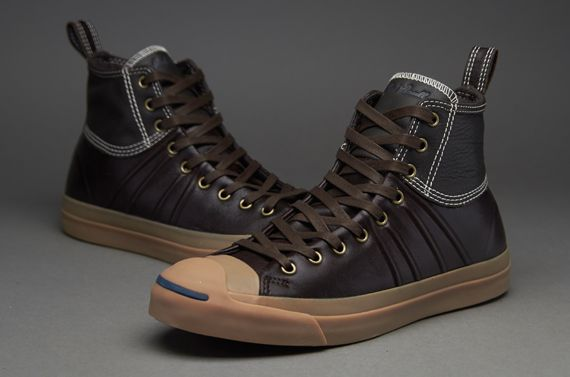 735c282e2da2 Converse Jack Purcell Duck Boot - Mens Select Footwear - Brown Duck Boots  Mens, Reebok