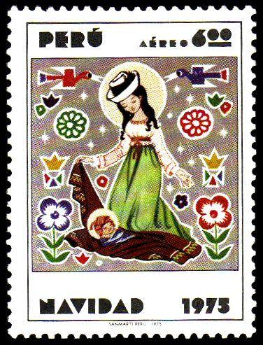 carlopeto's Stamps - PERU 1976