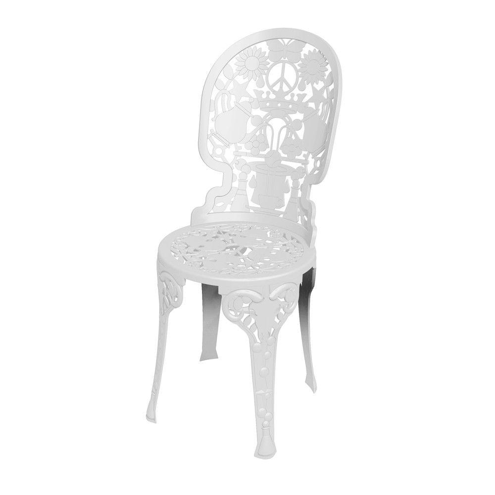 Seletti Industry Garden Chair White Amara