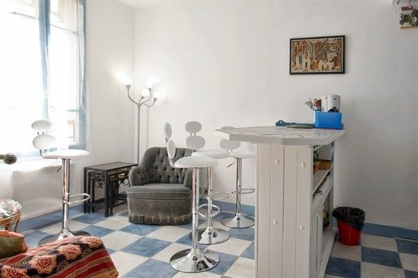 Paris, France Vacation Rental, 2 bed, 2 bath, kitchen with