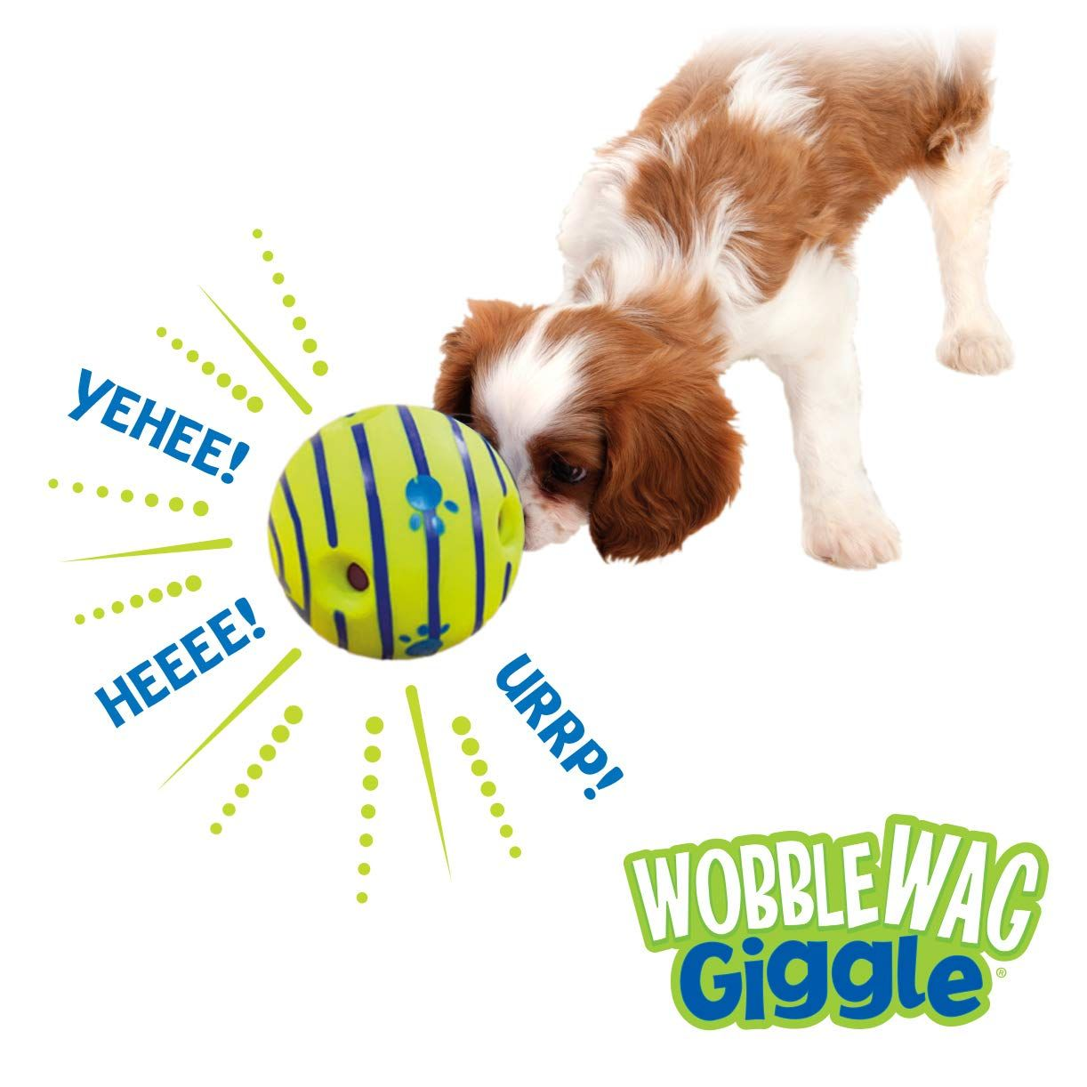 Allstar Innovations Wobble Wag Giggle Ball Dog Toy As Seen On Tv You Can Obtain Extra Information At The Picture Interactive Dog Toys Best Dog Toys Dog Toys