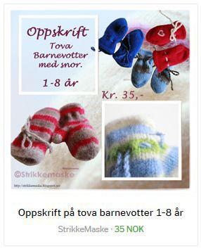 OppskriftsSalg - StrikkeBea