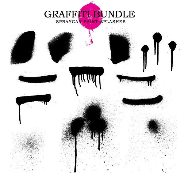 how to make blood splatter in illustrator
