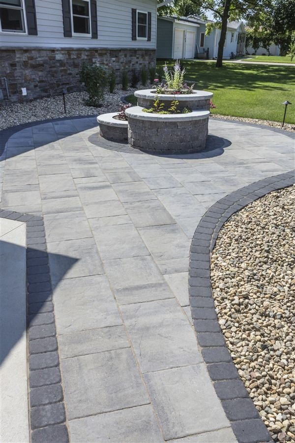 Pin By Siobhain Feeney On Firepit Backyard Walkway Garden Makeover Patio Design