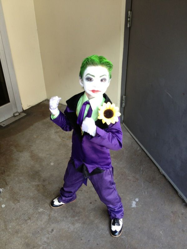 Lil Joker; OMGOMGOMG!!!!!sooooo cute Halloween Pinterest Joker - halloween costume ideas 2016 kids