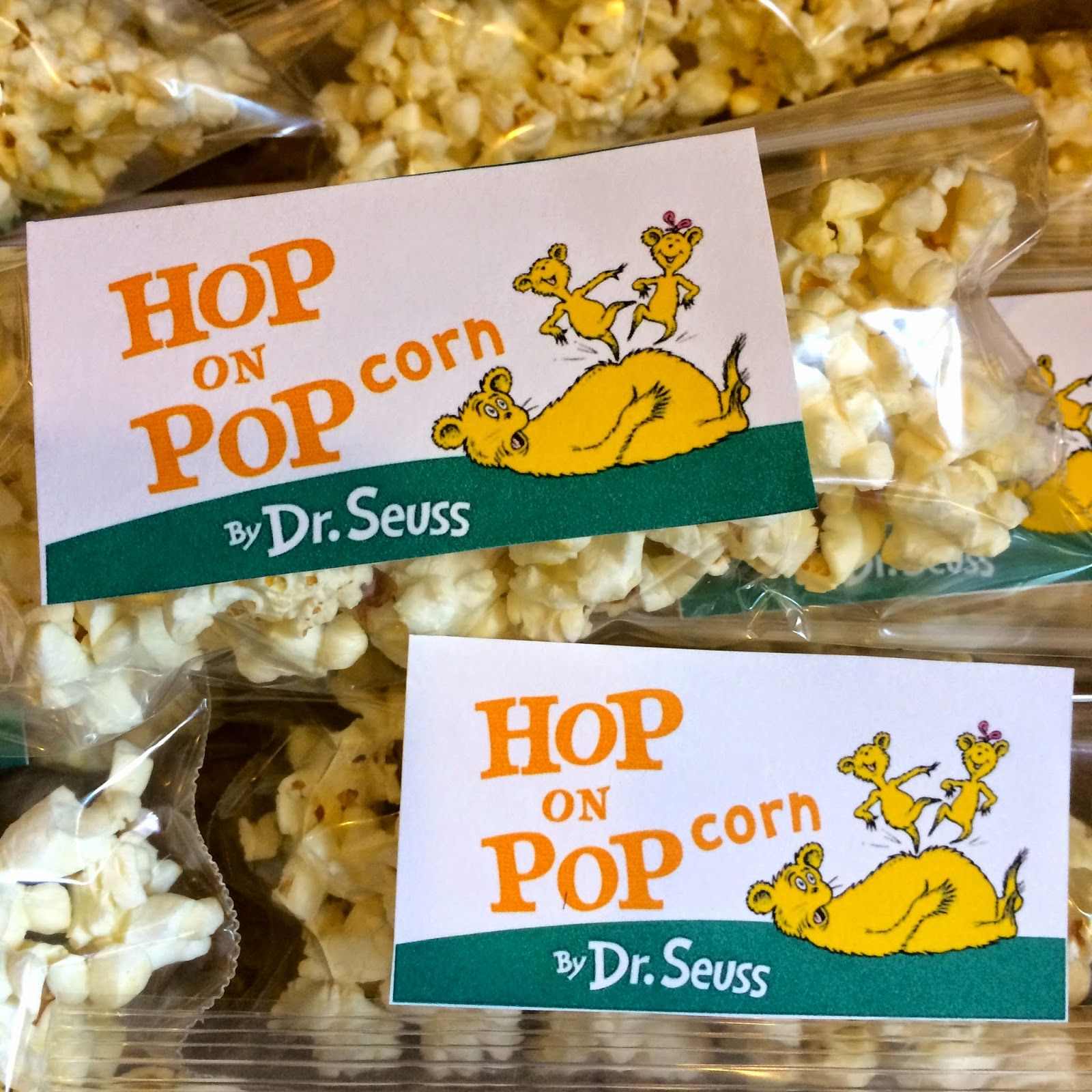 Cost 2 For 30 Snack Bags Of Popcorn For Dr Seuss Week