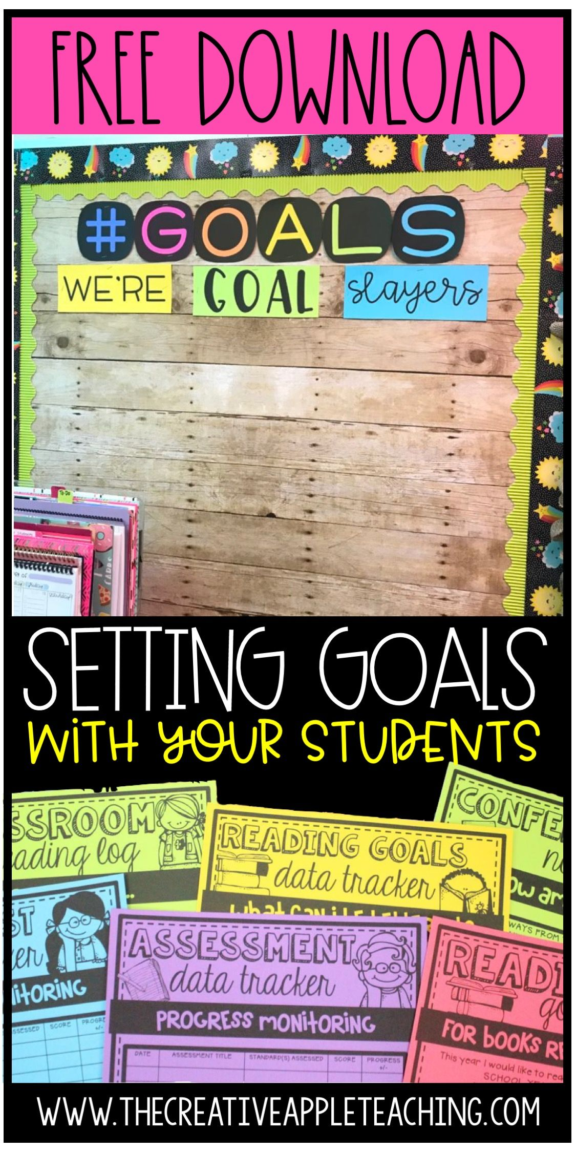 Worksheets For Kids Fun Goal Setting Activities Blog
