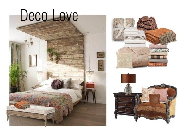 """""""the bedroom"""" by dawn-lindenberg ❤ liked on Polyvore featuring interior, interiors, interior design, home, home decor, interior decorating, UGG Australia, Sferra, LC Lauren Conrad and Mikmax"""