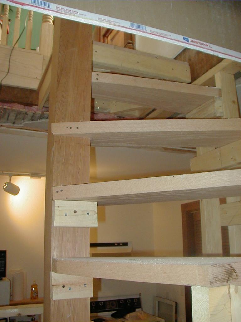How To Build A Spiral Staircase Spiral Staircase Plan Diy | Building A Spiral Staircase | Wood | Playground | Design | Rectangular | Attic