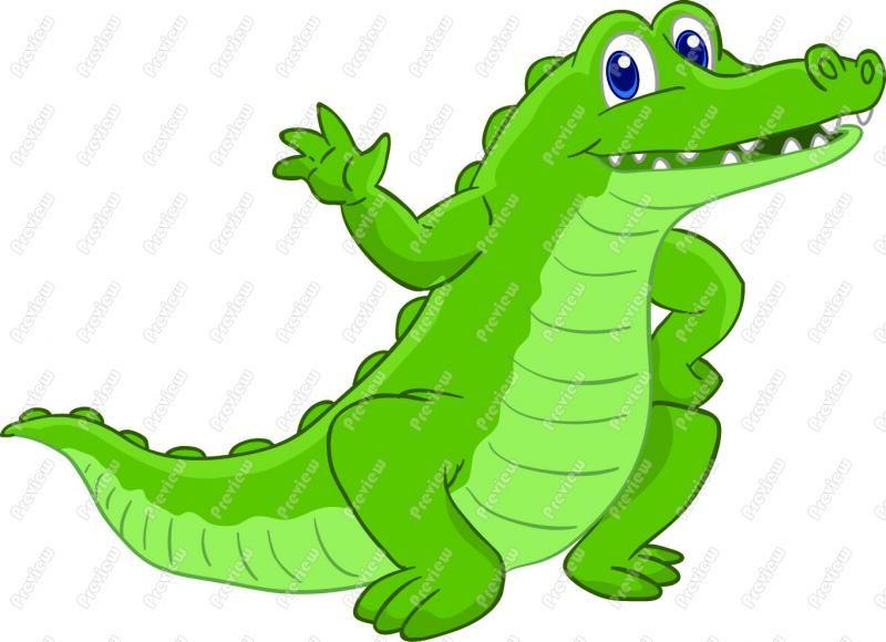 Cartoon Alligator Clip Art Cartoon Clip Art Clip Art Free Cartoon Clipart