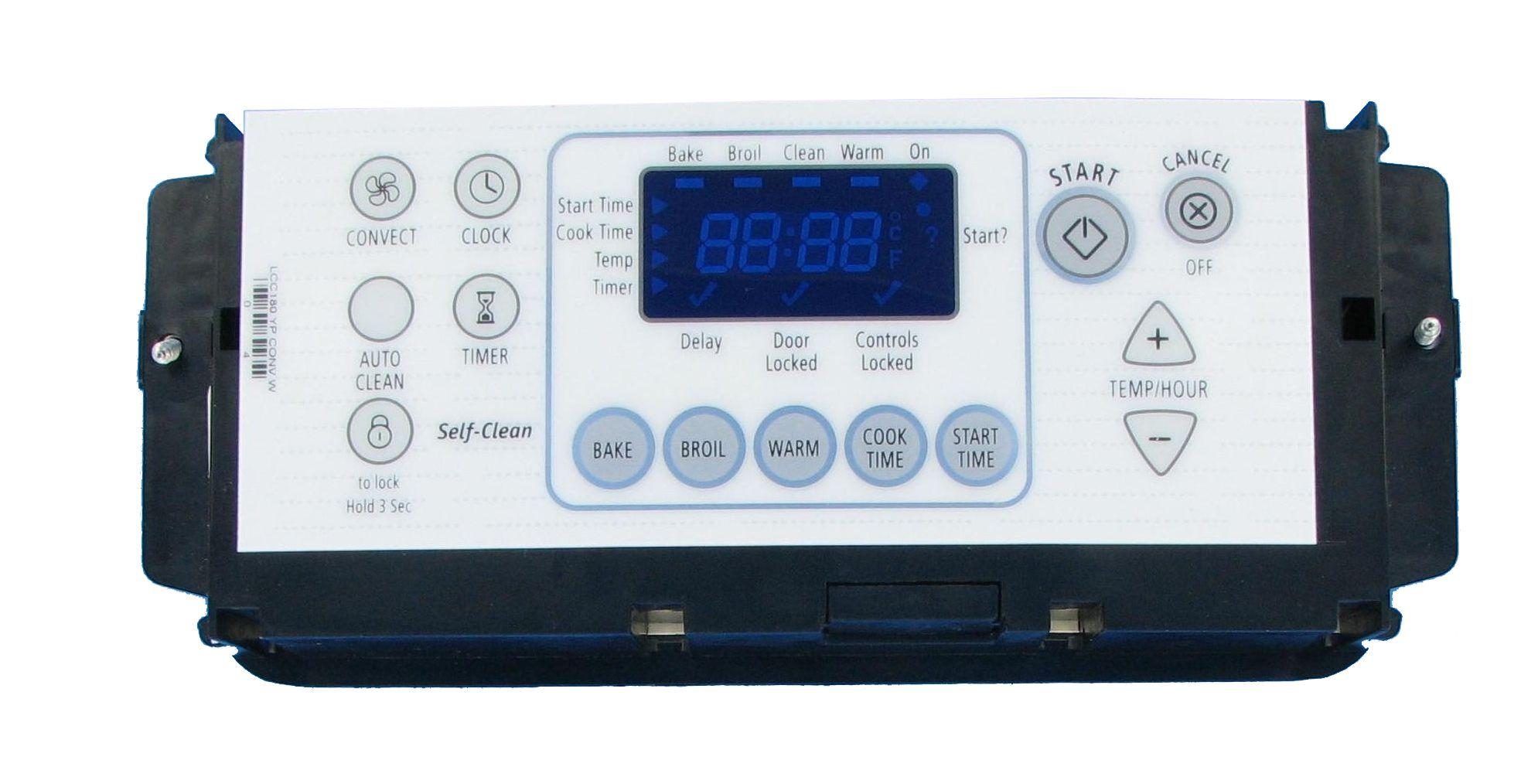 Whirlpool W10108130 / WPW10108130 Range Control Board