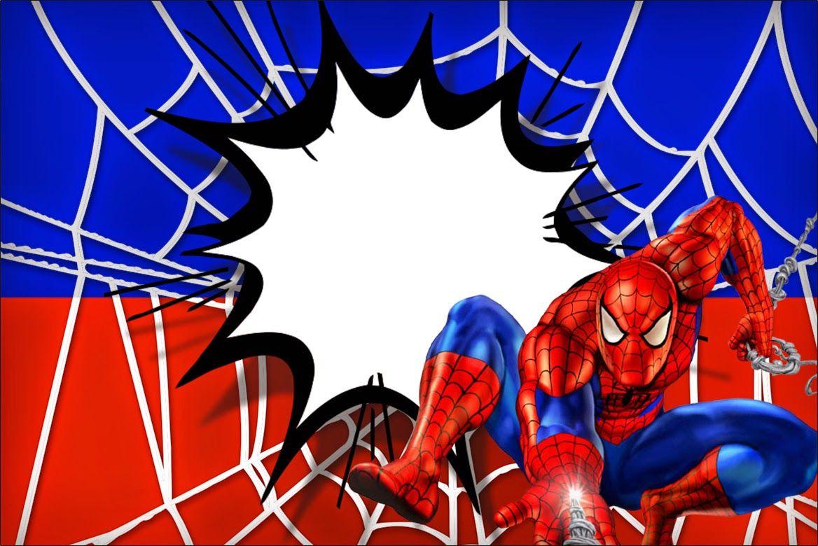 С днем рождения открытки человек паук