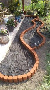 Photo of 52 schöne Gartenideen die Ihren Vorgarten zu Hause zum Wahnsinn machen 26> Fiel …