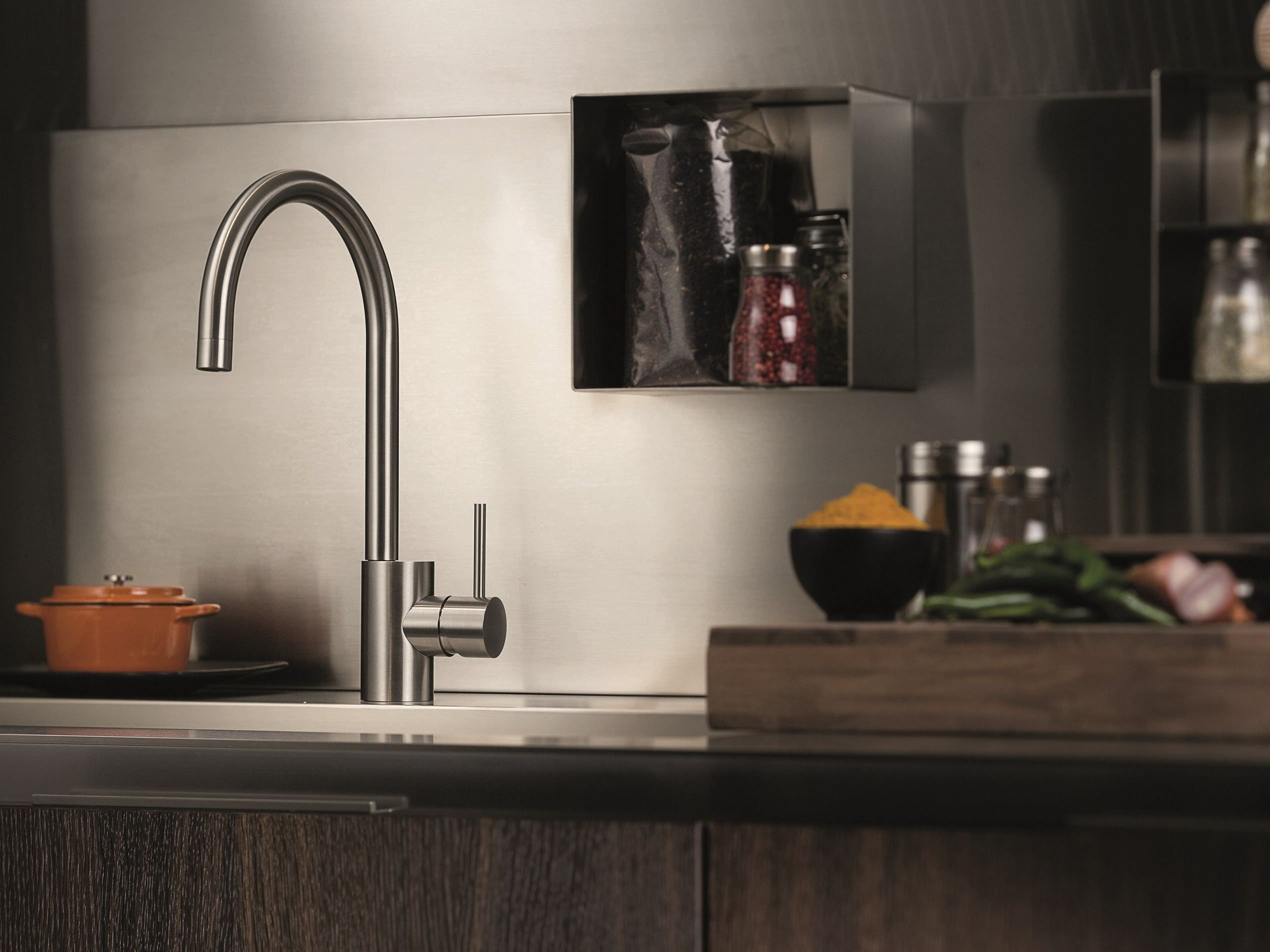 Ceramic bathroom tile acquerelli shower fixtures for sale too - X Mix Miscelatore Da Cucina By Newform Kitchen Design