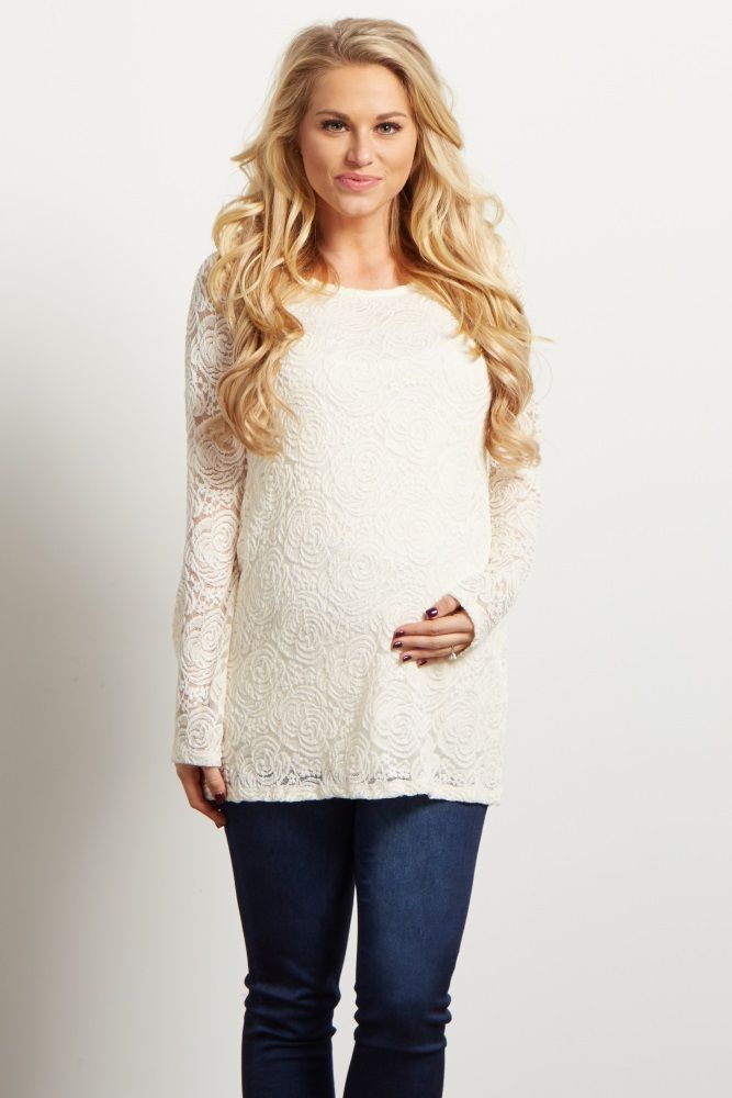 9f90d1ad59080 Style yourself in this amazing maternity top for those special occasions.  This top features a