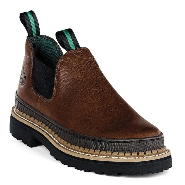4d5556965a1 Georgia Giant Women's Brown Romeo Work Shoes GR362 in 2019 | Work ...
