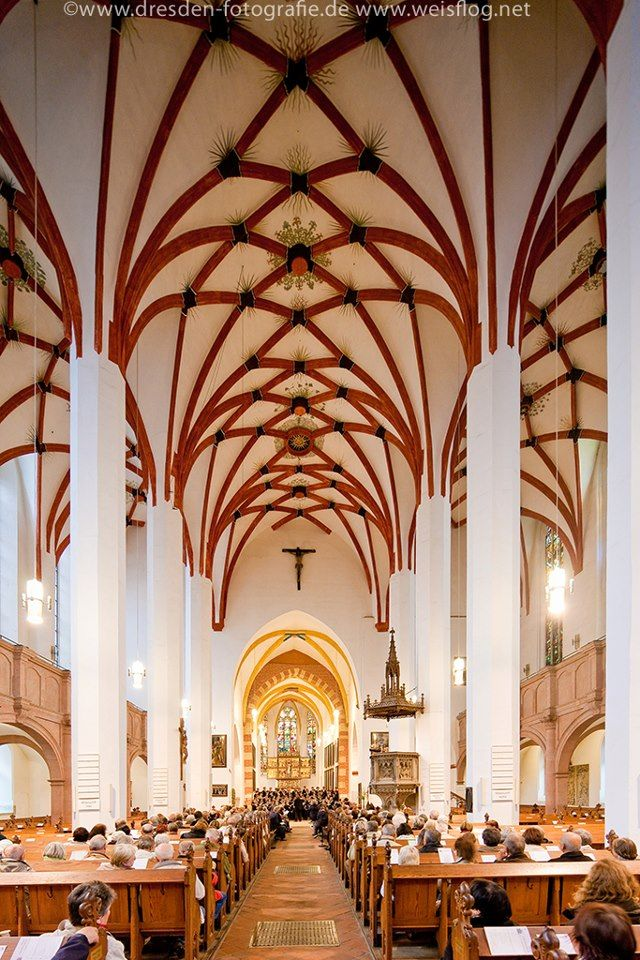 Whs Leipzig church of st in leipzig this is the church where j s bach