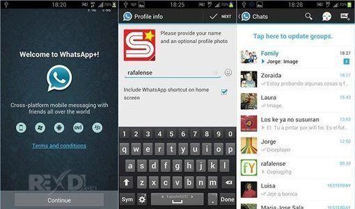 WhatsApp Plus (WhatsApp+) JiMODs Apk v4 7 Full Mod for