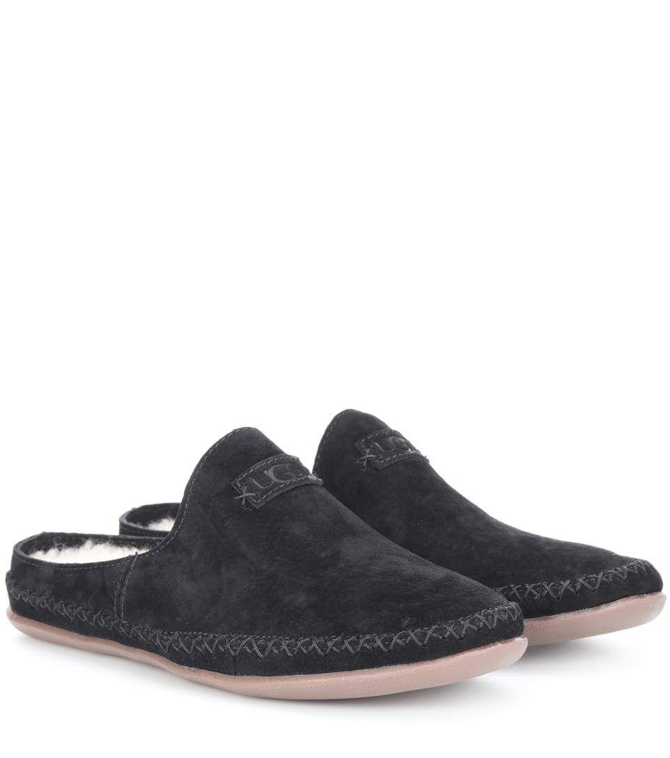 19570efea793 UGG Tamara Suede Slippers.  ugg  shoes  flats