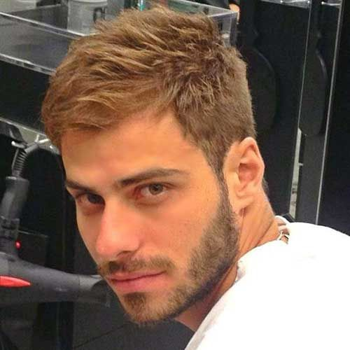 Cool Mens Short Back And Sides Haircut Mens Haircuts Short Mens Hairstyles Short Haircuts For Men