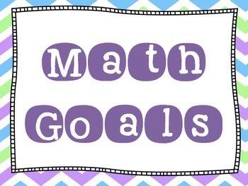 5th Grade EngageNY/Eureka Math - Module 4 Learning Goals