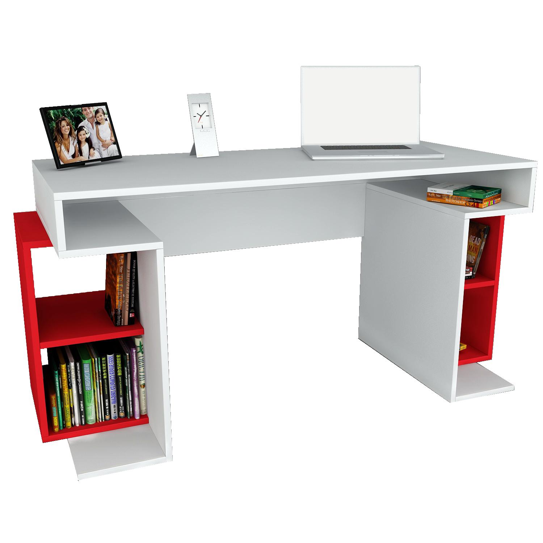 Mit diesem Schreibtisch der Marke alphamoebel setzen wir