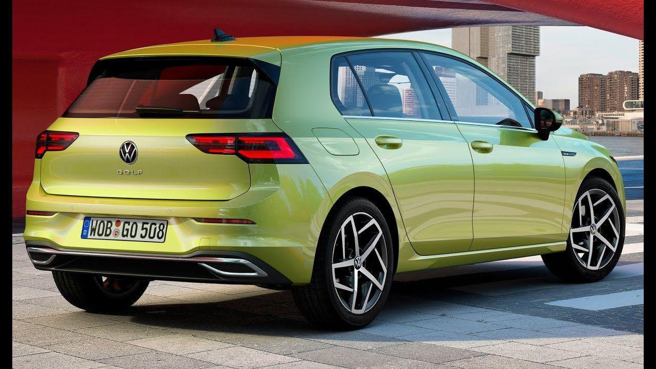 2020 Volkswagen Golf 8 Design Interior And Driving Volkswagen Golf Volkswagen Volkswagen Passat