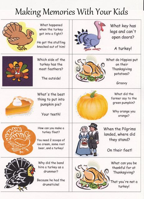 Thanksgiving lunch box jokes jpg 462640 pixels Library To Do