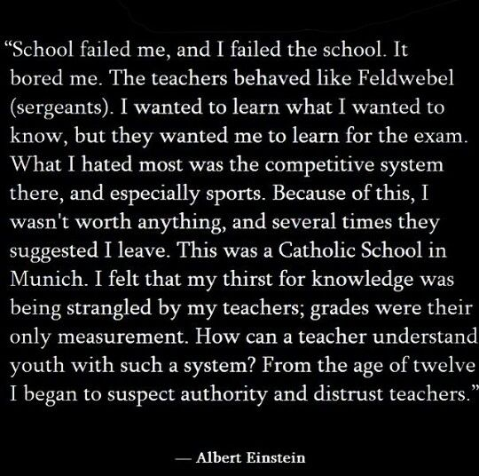 Quotes About Education Einstein  Learning  Pinterest  Einstein