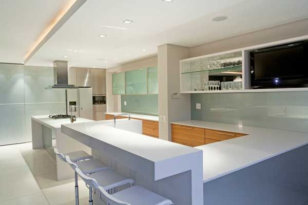 nice kitchen now that\u0027s architecture Pinterest Tile flooring