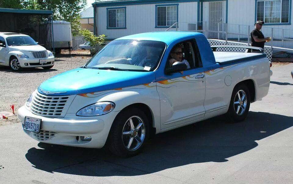 Chrysler Pt Cruiser Pickup Chrysler Pt Cruiser Cruisers Big Trucks