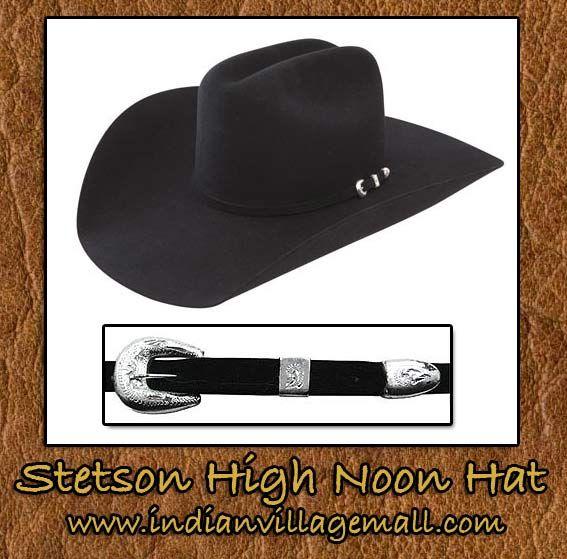 Stetson 4X High Noon Hat -http   www.indianvillagemall.com  f28866de7c2