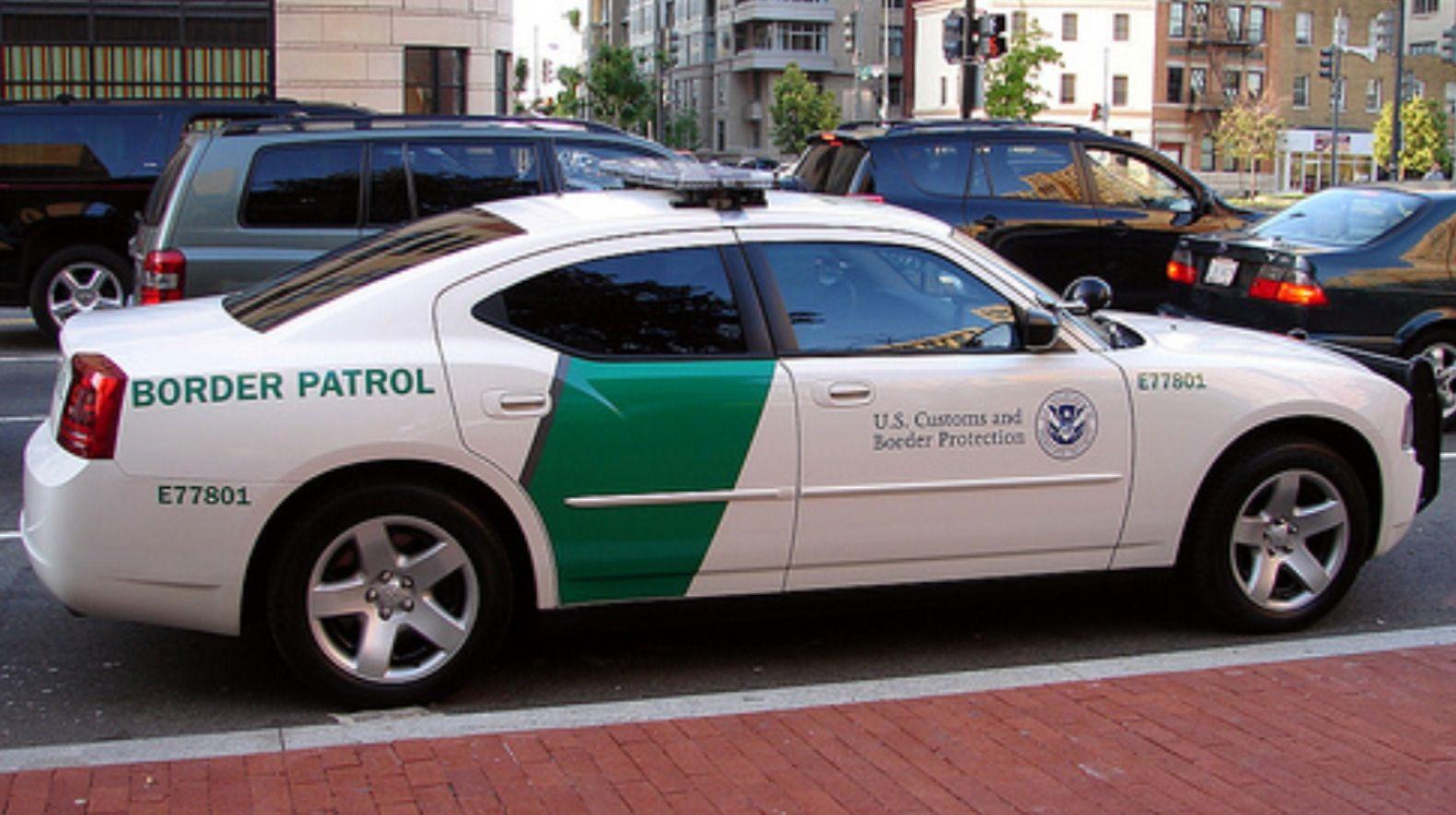 U S Border Patrol Dodge Charger Police Cars Emergency Vehicles Border Patrol