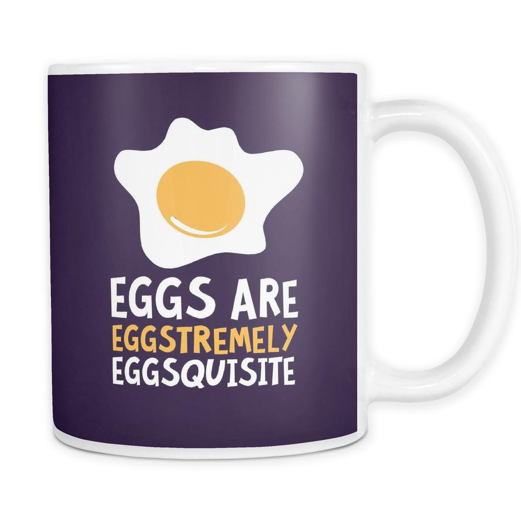 The Egg Pun Mug Traditional mugs, Puns