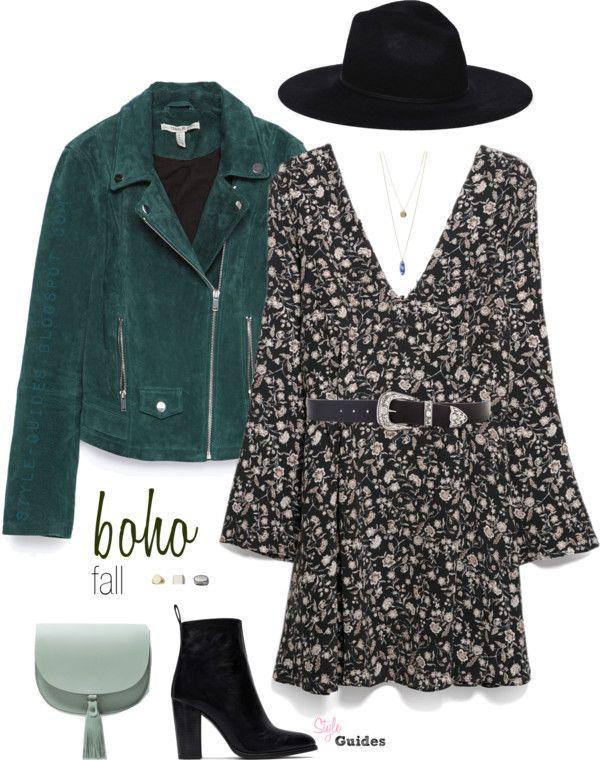Look 278 - Boho F/W