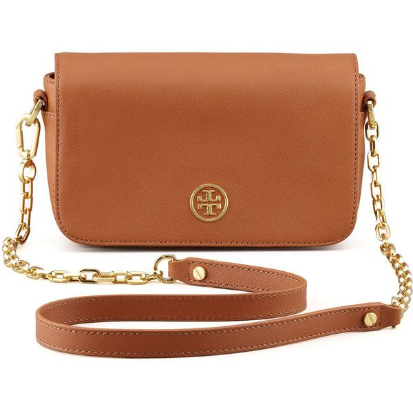 35bdb6ad5fab Tory Burch Robinson Mini Chain-Strap Bag