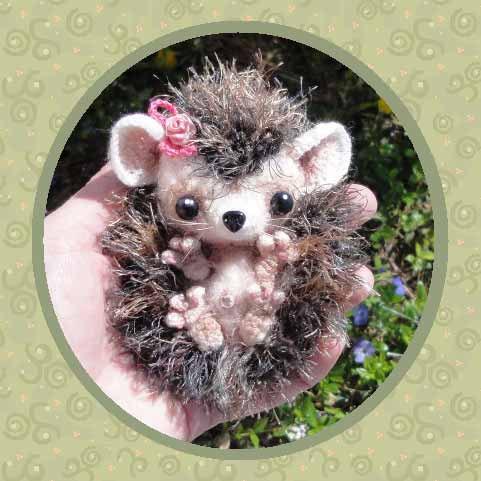 Crochet, Baby HedgeHog