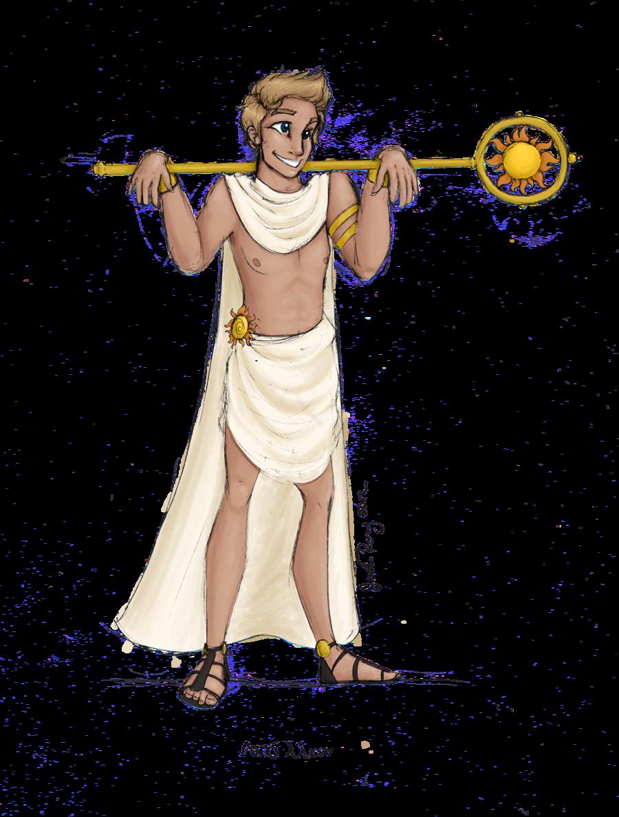 Greek God: Apollo by JadeAriel deviantart com on @deviantART | Every