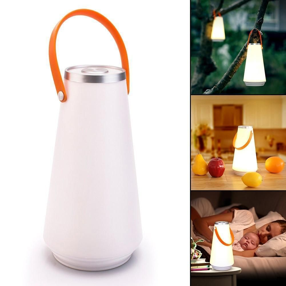 Touch Portable Rechargeable Led Lantern Camping Lamp Portable Lantern Touch Lamp