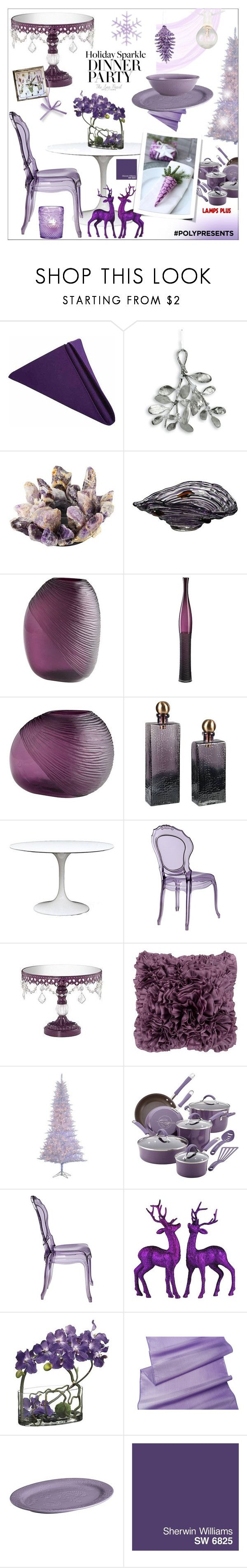 """""""Dinner Party: 2018 Color of The Year"""" by theseapearl ❤ liked on Polyvore featuring interior, interiors, interior design, home, home decor, interior decorating, Michael Aram, Dale Tiffany, Surya and Sterling"""