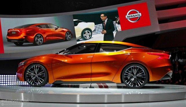 2017 Nissan Maxima Side Autos Nissan Nissan Maxima Cars