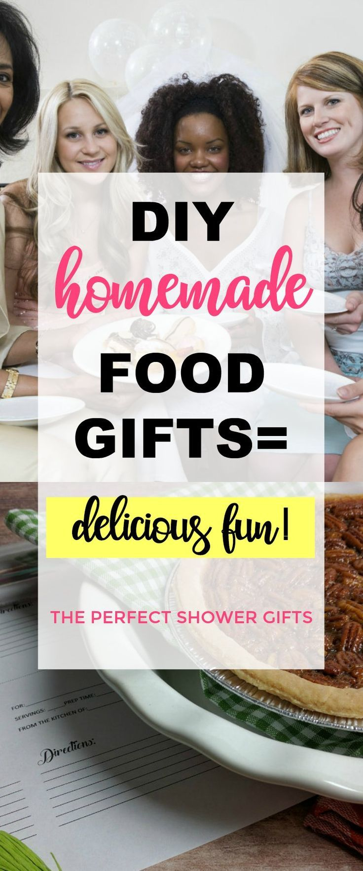 Homemade food gifts how to wrap a pie as a gift and printable