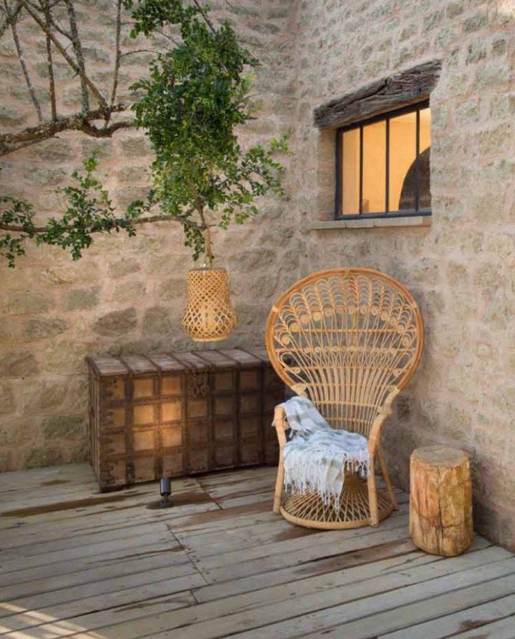 Style inspo from Arjiju in Kenya | Wicker chair, Decor ...