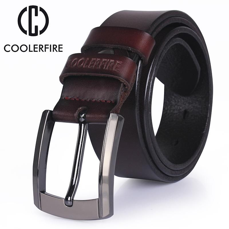 CCoolerfire luxury high quality genuine leather designer