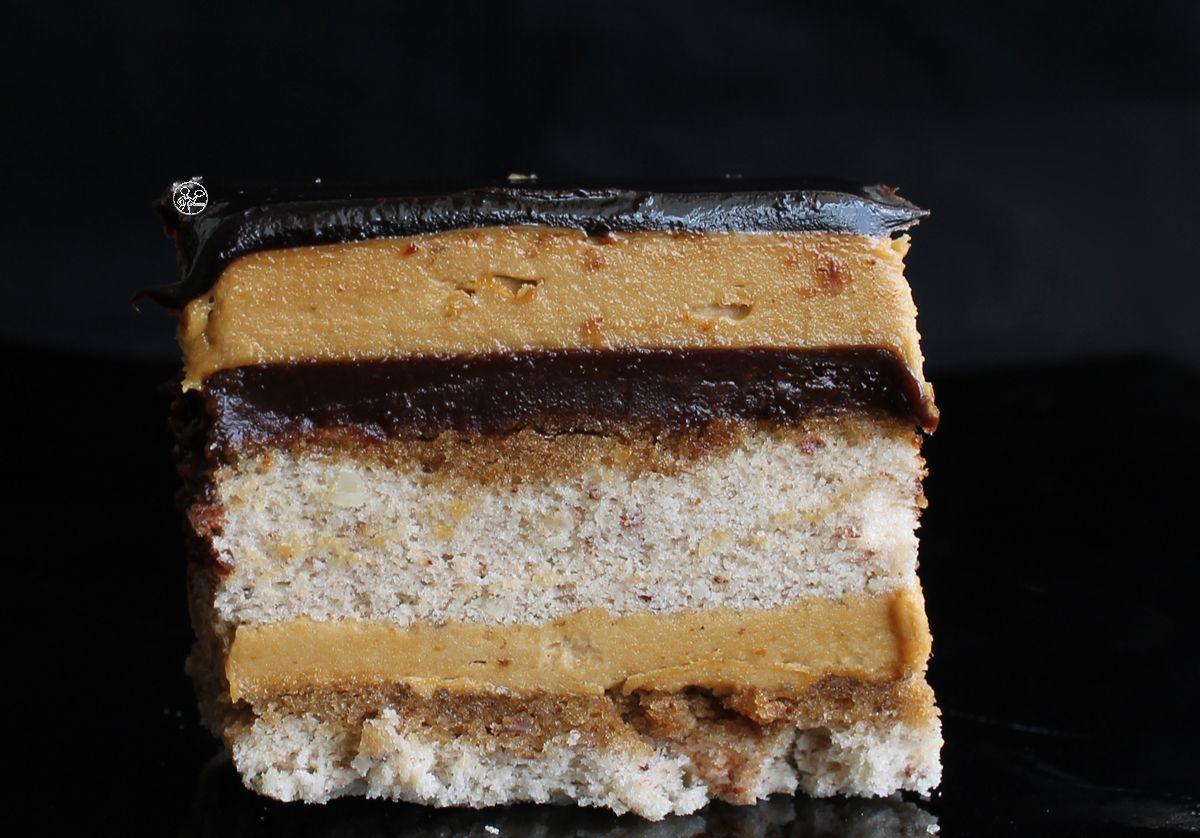 Torta Opéra senza glutine: la video ricetta