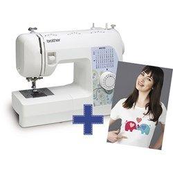 Máquina de Costura Brother BM3700 + Ganhe uma Camiseta Personalizada