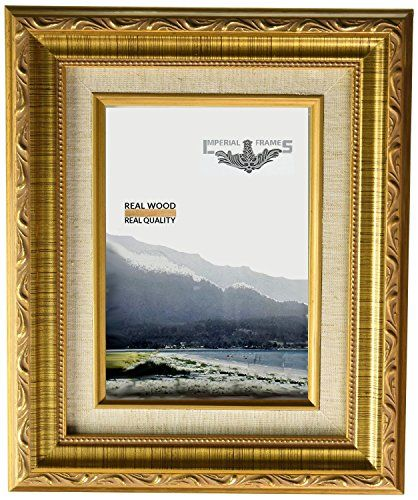Imperial Frames 614812 8 By 12 Inch 12 By 8 Inch Picture Https Www Amazon Com Dp B000fyyg10 Ref Cm Sw R Pi Dp U X V Frame Gold Picture Frames Photo Frame