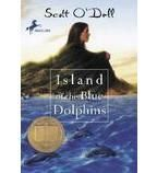 Cover image for Island of the Blue Dolphins