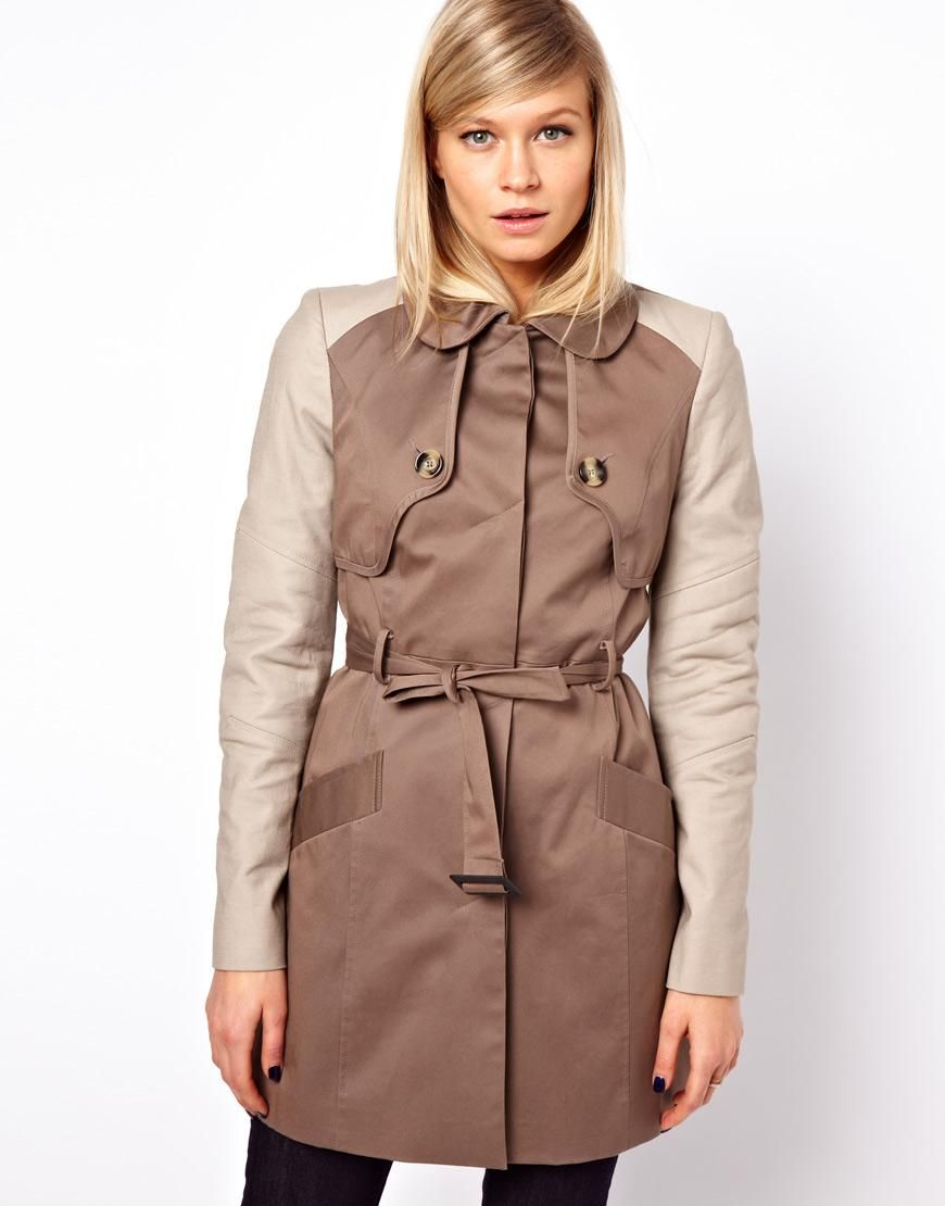 2019 year looks- How to short wear sleeve trench coat